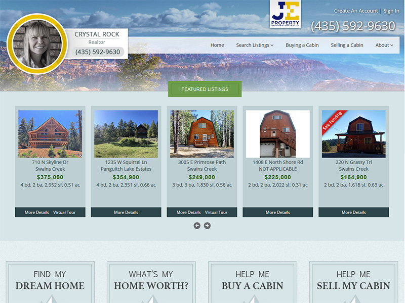 IDX Website Example 36